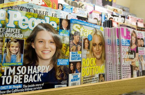 """מגזין פיפל People של המו""""ל מרדית' Meredith"""