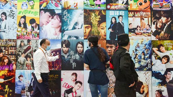 """סין ליוצרי התוכן המקוון: התמקדו בקריקטורות וקומיקס """"בריאים"""""""