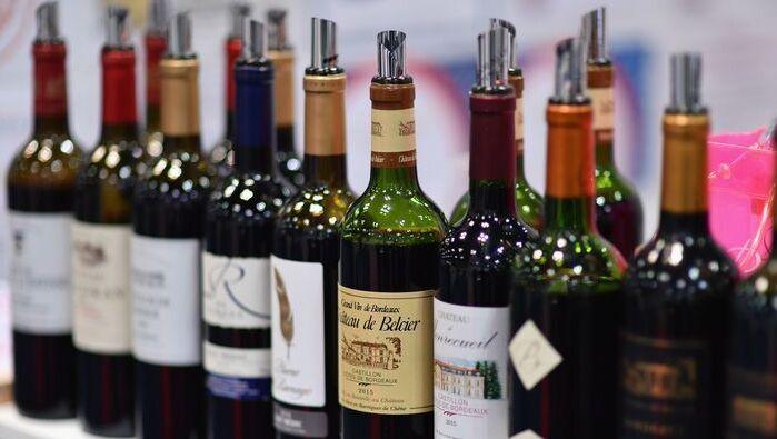 יין יקר השקעה, צילום: AFP