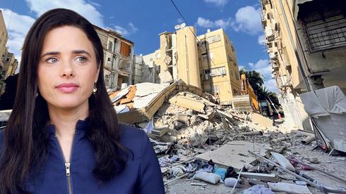 התוכנית של שרת הפנים למלחמה בבניינים קורסים: הגדלת זכויות