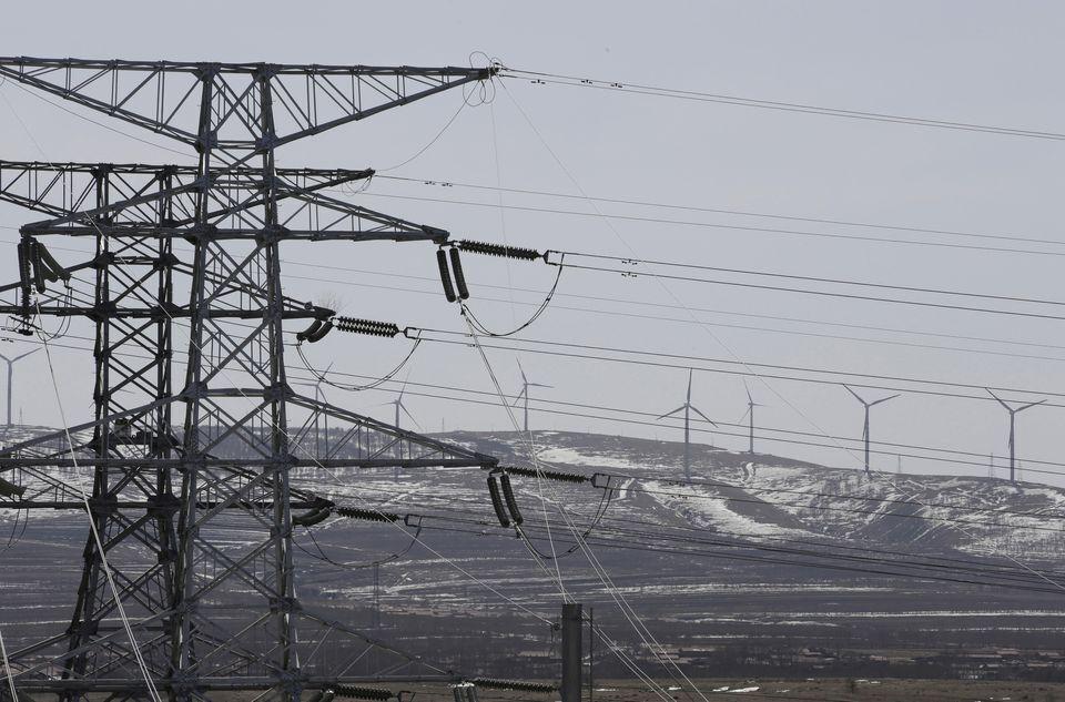 חוטי חשמל סין