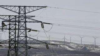חוטי חשמל סין, צילום: רויטרס