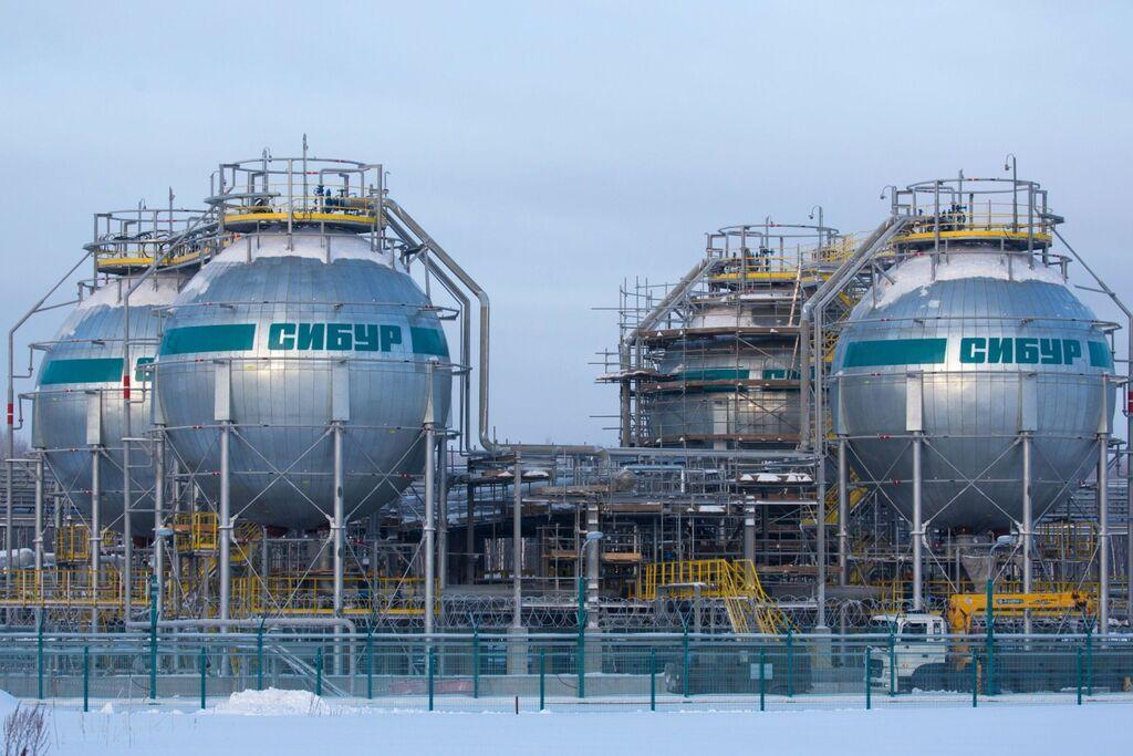 גז טבעי נוזלי רוסיה LNG