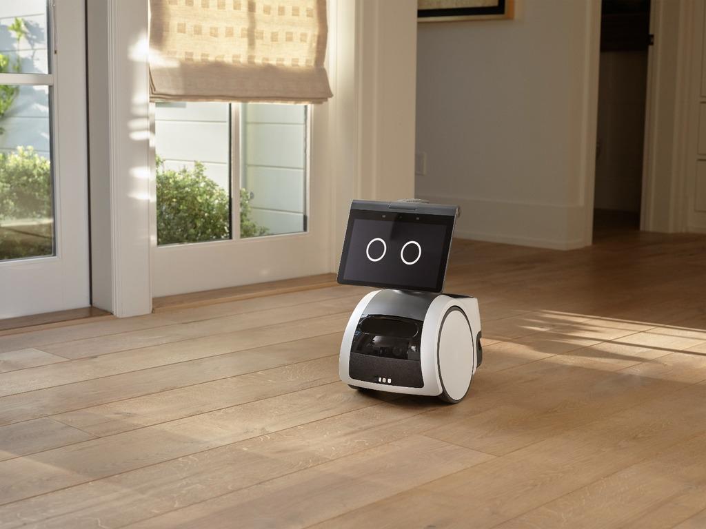 רובוט הבית של אמזון אסטרו