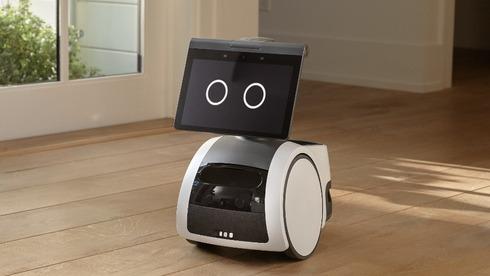 אמזון חשפה רובוט ביתי בשם אסטרו ועוד שלל מכשירים לבית