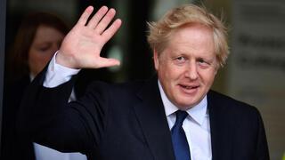 בוריס ג'ונסון ראש ממשלת בריטניה אוקטובר 2021