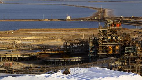 משרד המשפטים פטר את מפעלי ים המלח מחוב של 65 מיליון שקל