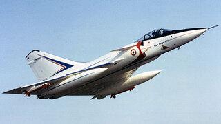 הקברניט מיראז' דאסו מטוס קרב, צילום: Musée de l'air et de l'espace