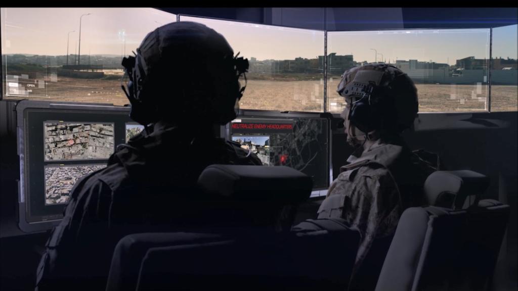 """כרמל רכב קרב עתידי של התעשייה האווירית עבור צה""""ל"""