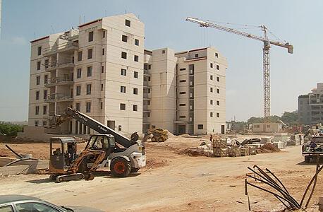 פרויקט בנייה להשכרה לטווח ארוך