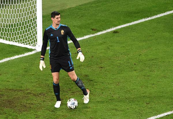 טיבו קורטואה נבחרת בלגיה שוער ריאל מדריד