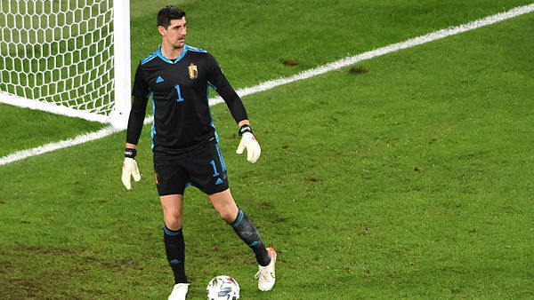 טיבו קורטואה נבחרת בלגיה שוער ריאל מדריד, רויטרס