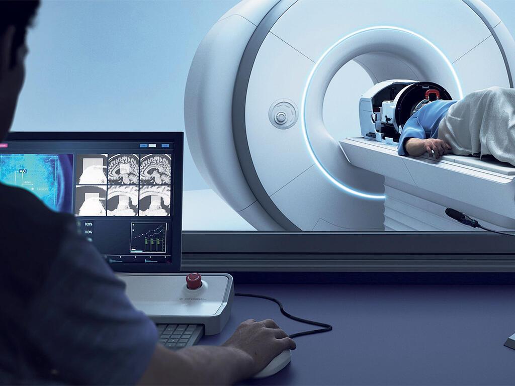 MRI של חברת אינסייטק insightec