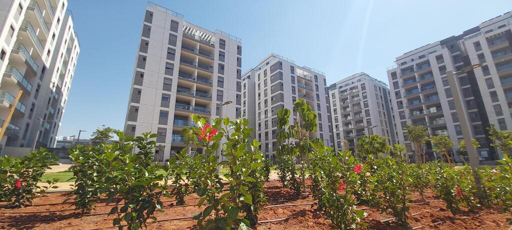 """פרויקט הגדנ""""ע תל אביב שכירות ארוכת טווח"""
