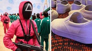 משחק הדיונון נעלי ואנס נטפליקס, צילום: Netflix