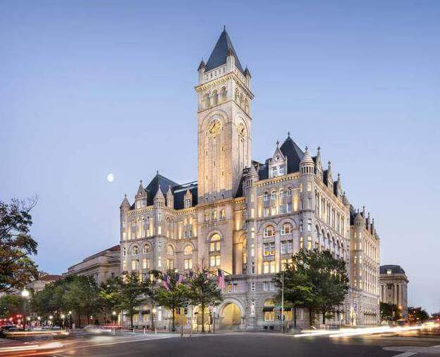 מלון טראמפ אינטרנשיונל וושינגטון