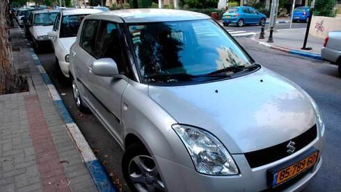 חניה חינם בכחול לבן בכל העיר - הסוף: רפורמת התחבורה אושרה בוועדת הכלכלה