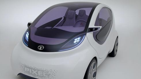 טאטא ההודית תשקיע 2 מיליארד דולר ברכב חשמלי