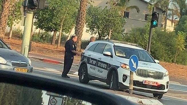 זירת הרצח של איש העסקים ברחובות, ynet