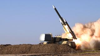 מערכת הגנה טילים נגד טילים זובין איראן, צילום: AP