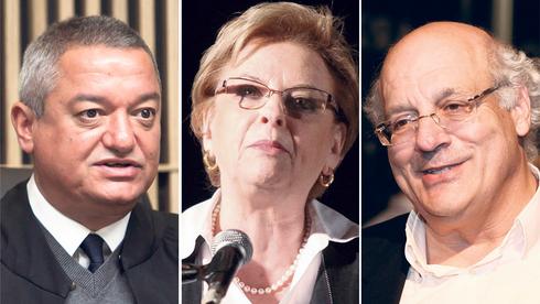 השופטים מתחלקים לזוגות