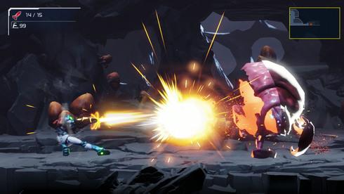 קאמבק קשה במיוחד: על המשחק Metroid Dread של נינטנדו