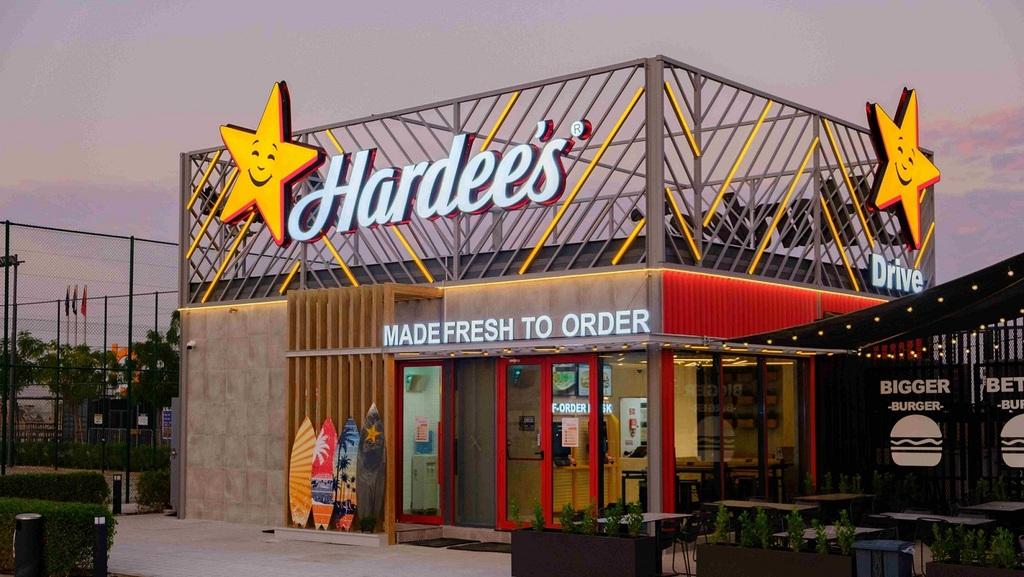 הרדיז בורגרים 3, צילום: Hardee's Restaurants LLC