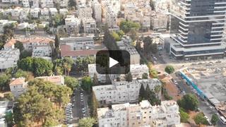החברה להתחדשות ירושלים: כנס הדיירים בפרויקט מתחם יונתן בבני ברק, צילום: מריו לוי