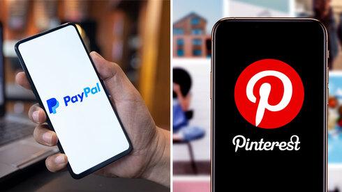 דיווח: פייפאל רוצה לרכוש את פינטרסט לפי שווי של 39 מיליארד דולר