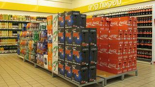 משקאות קלים משקאות ממותקים קוקה קולה, צילום: שאול גולן