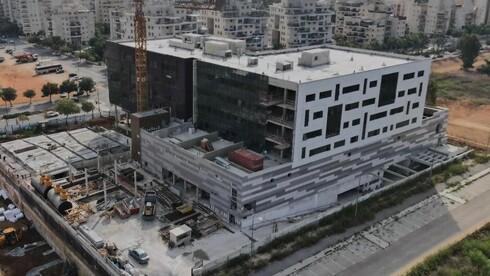 מידאס רוכשת עם שותפים בניין בנתניה ב-195 מיליון שקל