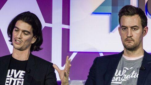 """שנתיים אחרי, ו-38 מיליארד פחות: נוימן עורך """"מסיבת הנפקה"""" לעובדים ב-WeWork"""