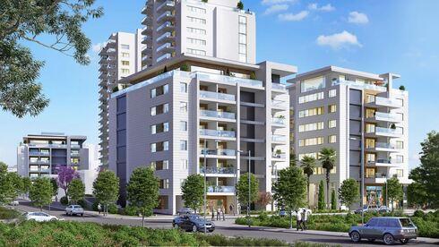 פינוי בינוי בצפון תל אביב: 126 דירות ייהרסו - לטובת 379 יחידות בבניינים של עד 19 קומות
