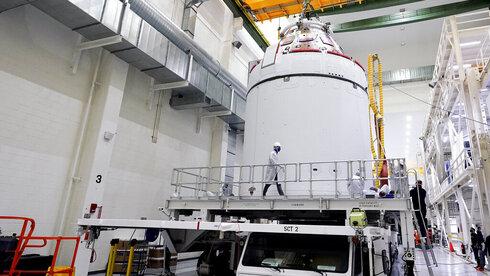"""החלליות של נאס""""א חוזרות לירח – תחילה בטיסות לא מאוישות"""