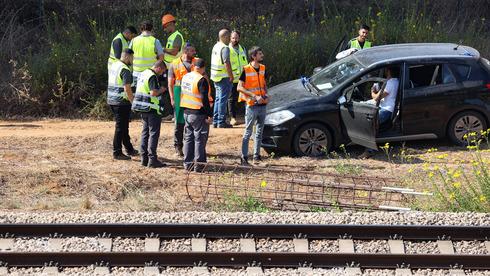 עובד בכיר שעבד על פרויקט החשמול נהרג לאחר שנפגע מרכבת חולפת