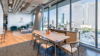 מרכז הפיתוח של AT&T בתל אביב, צילום: נדב קרלינסקי