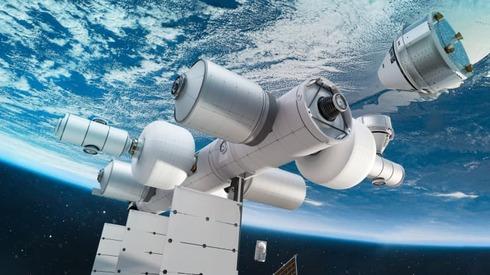 """התוכנית החדשה של בזוס: """"מקום אירוח אקזוטי"""" לתיירים בחלל"""