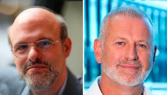 פול מקיואן ו דיוויד יגר UBS ועידת TECH TLV,