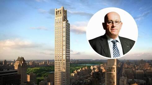 גיל אגמון רכש דירת 4 חדרים במנהטן ב-36 מיליון דולר