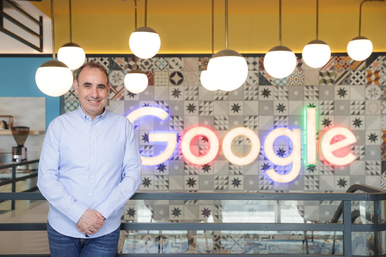 Boaz Maoz, Israel Country Director, Google Cloud. Photo: Orel Cohen