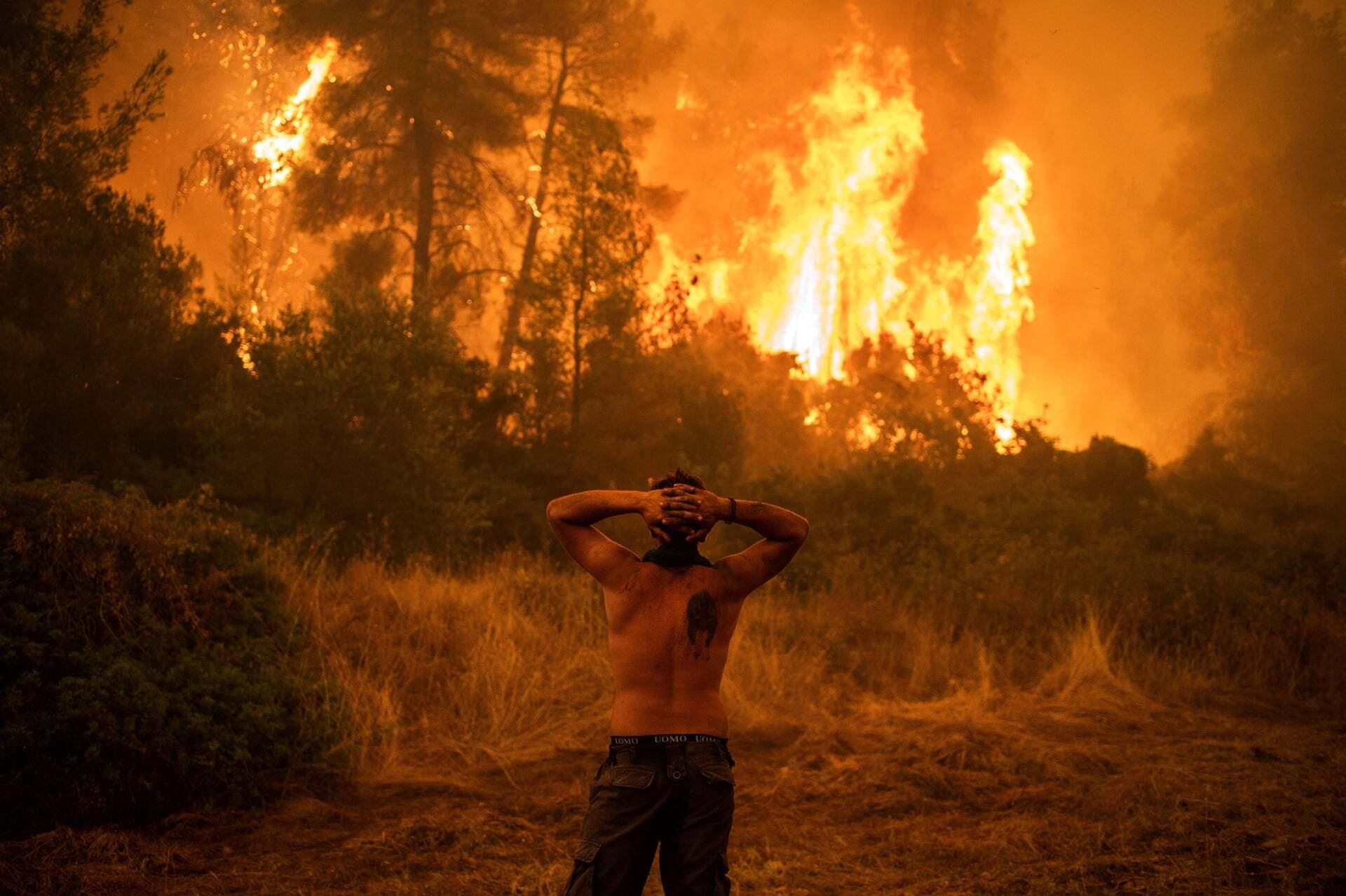 חום יולי אוגוסט: כך נראה משבר האקלים הגלובלי