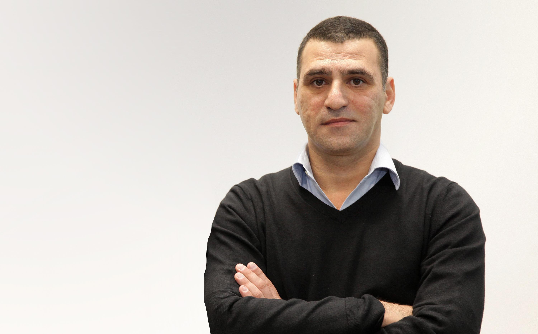 Tnuva chairman Haim Gavrieli. Photo: Orel Cohen