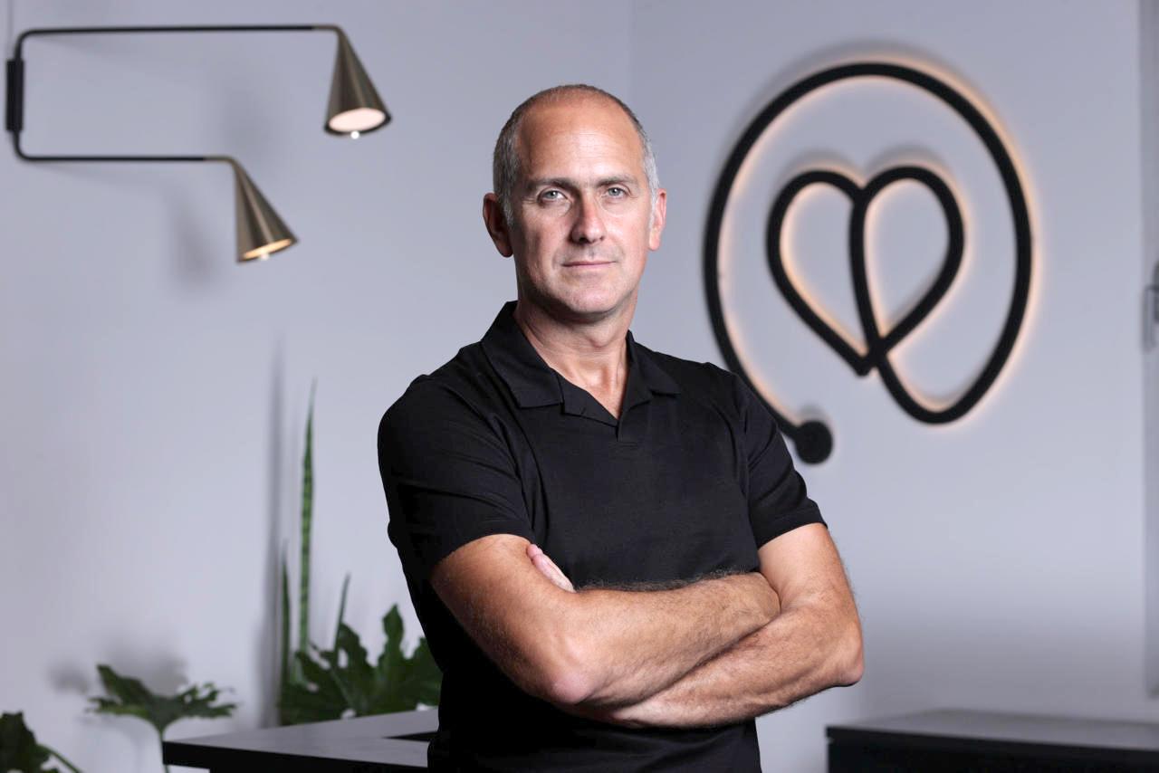 Digital Bank CEO Gal Bar Dea. Photo: Orel Cohen