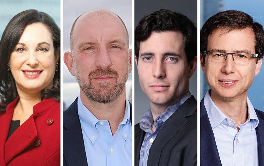 The panelists. Photo: Calcalist